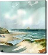 Cape Henlopen State Park Canvas Print