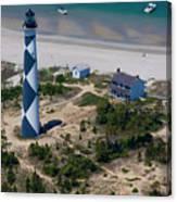 Cape Lookout 4 Canvas Print
