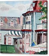 Cape May Victorian Canvas Print