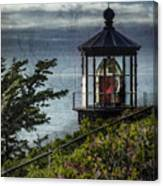 Cape Meares Lighthouse Canvas Print
