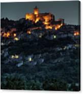 Capestrano Abruzzo Italy Canvas Print