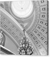 Capitol Dome Canvas Print