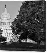 Capitol Hill Canvas Print