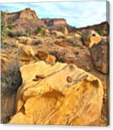 Capitol Reef Evening Canvas Print