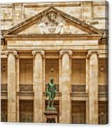 Capitolio Nacional Canvas Print