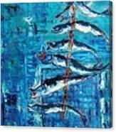 Caplin Canvas Print