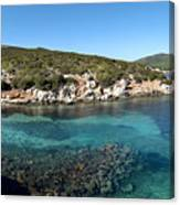 Capo Caccia Sardinia Canvas Print