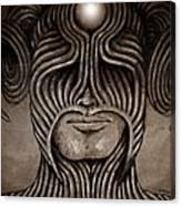 Capricornus Canvas Print
