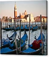 Capturing Venice  Canvas Print