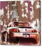 Car 001 Canvas Print