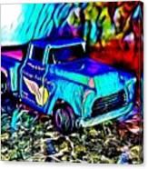 Car 5 Canvas Print