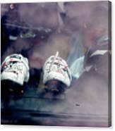 Car Closet  Canvas Print