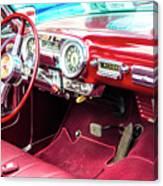 Car Show 17 Canvas Print