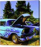 Car Show Series #2 Canvas Print
