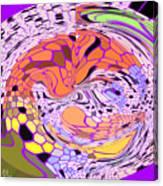 Caracoles Canvas Print