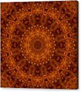 Caramel Stretch K12-01 Canvas Print
