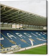 Cardiff - City Stadium - East Stand 1 - July 2010 Canvas Print