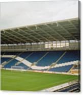 Cardiff - City Stadium - South Stand 1 - July 2010 Canvas Print