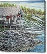 Carefree Hideaway Canvas Print