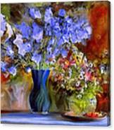 Caress Of Spring - Impressionism Canvas Print
