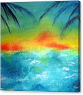 Caribbean Dreams Canvas Print