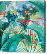 Caribbean Fantasy Canvas Print