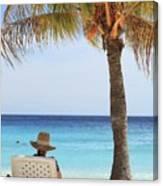 Caribbean Standards Canvas Print
