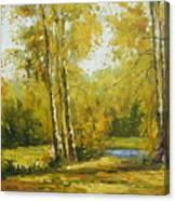 Cariboo Gold Canvas Print