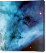 Carina Nebula #5 Canvas Print
