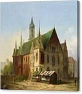 Carl Josef Canvas Print