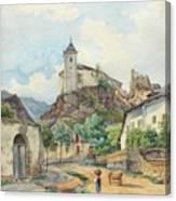 Carl Lafite Canvas Print