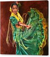 Carlota Canvas Print