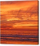 Carlsbad Beach Canvas Print