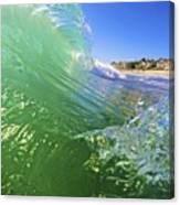 Carlsbad Wave 3 Canvas Print