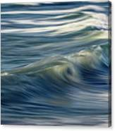 Ocean Wave Abstract Canvas Print