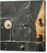 Carlton 10 - Firedoor Detail Canvas Print