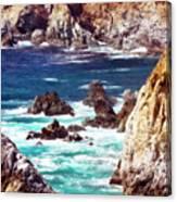 Carmel Highlands 8 Canvas Print