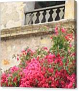 Carmel Mission Bell Canvas Print