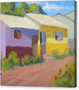 Carmens Casa Canvas Print