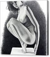 Carole  Original On Sale Canvas Print