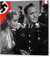 Carole Lombard Jack Benny To Be Or Not To Be 1942-2015 Canvas Print