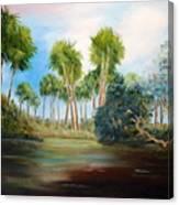 Carolina Breeze Canvas Print