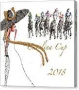 Carolina Cup  Canvas Print