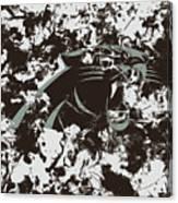 Carolina Panthers 1a Canvas Print