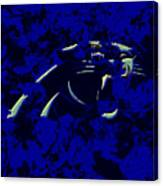 Carolina Panthers 1c Canvas Print