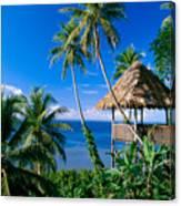 Caroline Islands, Pohnpei Canvas Print