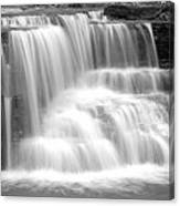 Caron Falls Canvas Print