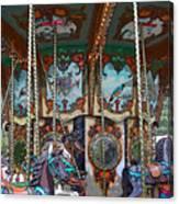 Carousel 2 Canvas Print