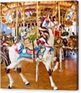 Carousel Dreams II Canvas Print