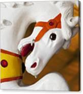 Carousel Horse 1 Canvas Print